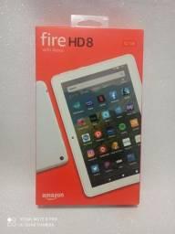 Título do anúncio: Tablet Amazon fire HD 8