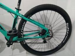 Título do anúncio: Bike South Legend Quadro 17 Aro 29 Câmbio Shimano c/ Garantia de Fabrica