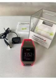 Relógio inteligente Tomtom Runner Cardio - GPS Watch - usado