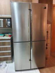 Vendo geladeira Samsung 795L