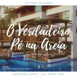 HC - Apto 2 Qtos | Beira-Mar | Útimas Unidades | Pisc Naturais Tamandaré