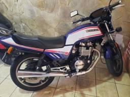 CB 450 E , 1984 RARIDADE