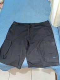 Bermuda cargo Nike original tamanho 40 usada uma vez