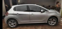 Peugeot 208 griffe 2016 10 mil abaixo da FIPE