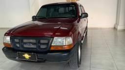 Título do anúncio: Raridade! Ranger Xl 2.5 4x4 Diesel C.Dupla
