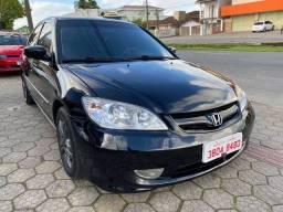 Título do anúncio: Honda Civic Sedan EX 1.7 16V