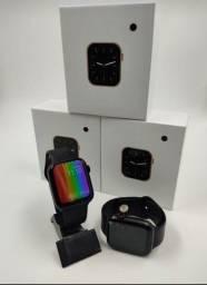 Relógio Iwo12 Smartwatch Ios Android  44mm - Série 5