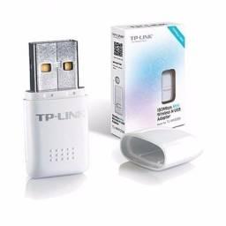 Título do anúncio: Mini Adaptador Usb Wireless N 150mbps Tl-wn723n V3.0 Tp-link