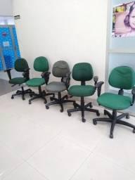 Título do anúncio: Cadeira Executiva NR17 - Queimão de Estoque