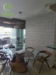 Apartamento com 4 dormitórios à venda, 132 m² por R$ 1.400.000,00 - Camboinhas - Niterói/R