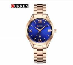 Relógio Curren Azul 9007