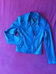 Título do anúncio: Jaqueta feminina de couro
