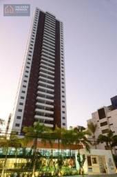EM-O Melhor da Zona Sul! Edf. Ocean Tower em Candeias - 4 Quartos, Varanda Gourmet