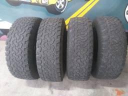 Título do anúncio: Jogo de pneus all terrain 265/75 R16