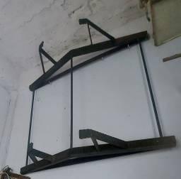 Título do anúncio: Rack suporte para escada em carro