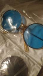 Óculos Vintage Japonês