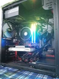 Pc Gamer Ryzen 5, GTX 1050 Ti Asus Dual, Ram 32 GB Rgb, Ssd 420 GB