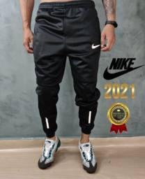 Calça Nike Refletiva Jogger Casual Masculina - Entrega