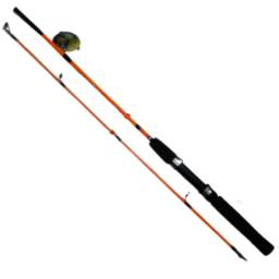 Vara de Pesca para Molinete 1,20 Mts 3 - 6 kg - Mamore Xingú