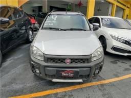 Título do anúncio: Fiat Strada 2014 1.4 mpi working cd 8v flex 2p manual