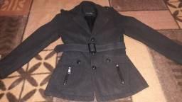 Vendo casaco estilo sobretudo  Novo da marca Long tamanho M por apenas 100.00