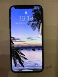 Iphone X 64gb preto - cinza espacial