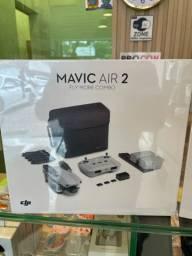Drone mAvic Air 2 fly more combo novo lacrado