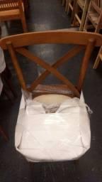 Título do anúncio: Cadeiras  Loja Madeira de demolição