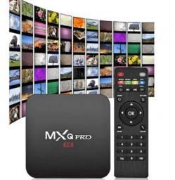 Tv box smart tv