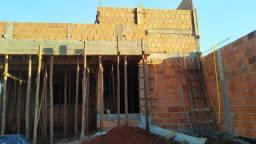 Escoras para construção civil, casa com 2,82m