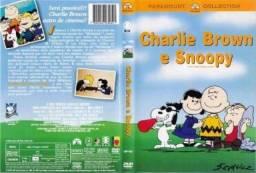 Título do anúncio:  Coleção 03 Filmes Snoopy e Charlie Brown (veja descrição)