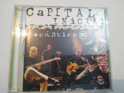 CD Capital Inicial acústico<br>