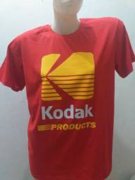 Camisa retrô kodak