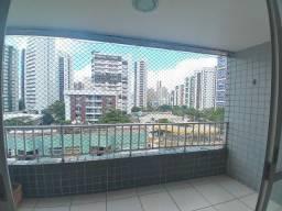 Boa Viagem, 4 Qts|3 Suítes|3 Vagas - Duplex na Cobertura - Próx Shopping Recife