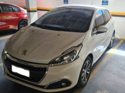 Título do anúncio: Peugeot 208 1.6 Griffe 2018 (automático e teto panorâmico)