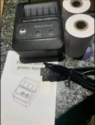 Título do anúncio: Mini Impressora Portátil
