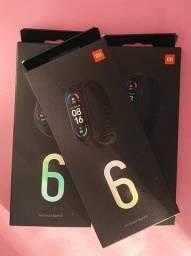 Título do anúncio: **(Lançamento)** Xiaomi MI Band 6 Global