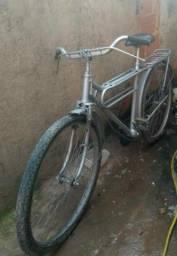 Vendo bicicleta barra forte muito. Barato