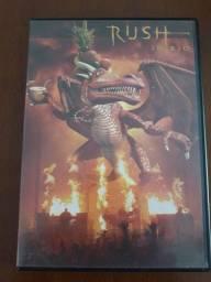 Rush in Rio DVD