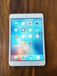 iPad mini MD539BR/A 64Gb, ótimo estado - com case de proteção