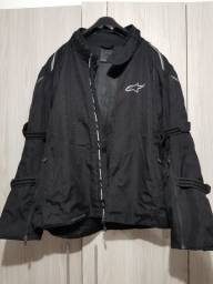 Conjunto ALPINESTARS (jaqueta + calça) - excelente estado de conservação!
