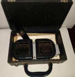 Aparelho Antigo Elétrico Magnetizer Ultralongwave (+brinde)