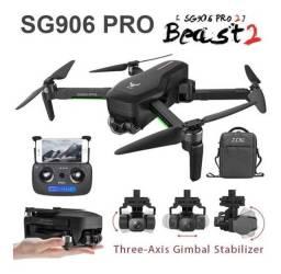 Drone Sg906 Pro 2 Camera 4k Gimbal 3 Eixos Lançamento 100% original