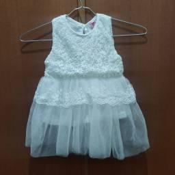 Vestido de Renda Bebê n° 4
