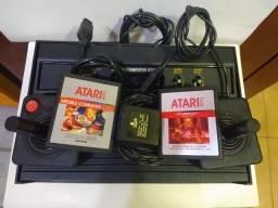 Console Atari 2600 (original Do Primeiro Lote Lançado)