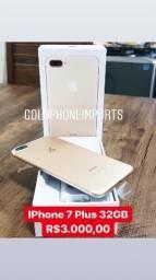 IPhone 7 Plus 32GB novo