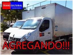 Estamos Agregando caminhões Iveco, Master e similares!!! (*VUC com rastreador)