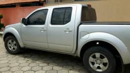 Nisssan frontier XE ano 2013, - 2013