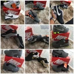 Nike shox novo na caixa