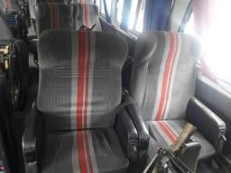 Bancada ônibus leito